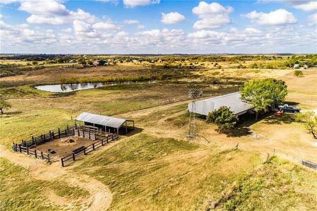 500 Three G Ranch Rd, Kyle, TX 78640 (#1148365) :: Watters International
