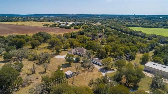 3870 N Highway 183, Liberty Hill, TX 78642 (#1149579) :: First Texas Brokerage Company