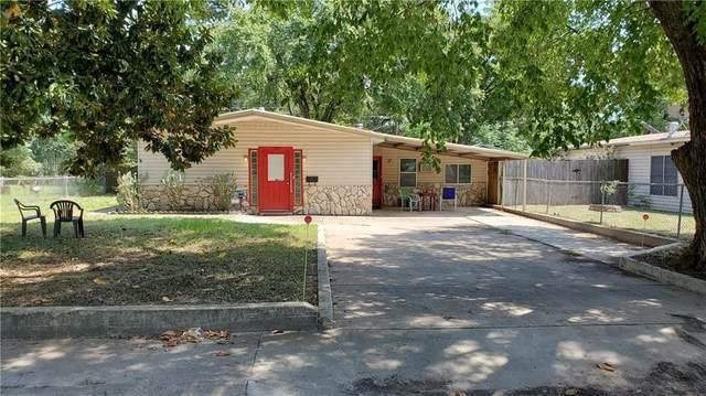 1207 Alcoa Ave, Rockdale, TX 76567 (MLS #1149817) :: Vista Real Estate
