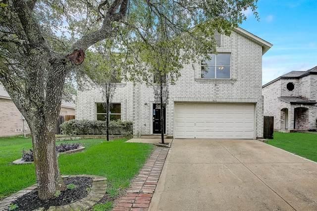 813 Palitine Ln, Pflugerville, TX 78660 (#1150153) :: Papasan Real Estate Team @ Keller Williams Realty