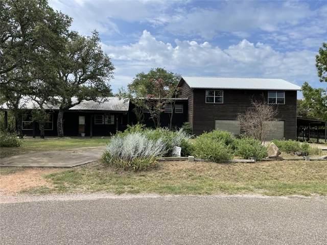401 County Road 128, Burnet, TX 78611 (#1150541) :: Papasan Real Estate Team @ Keller Williams Realty