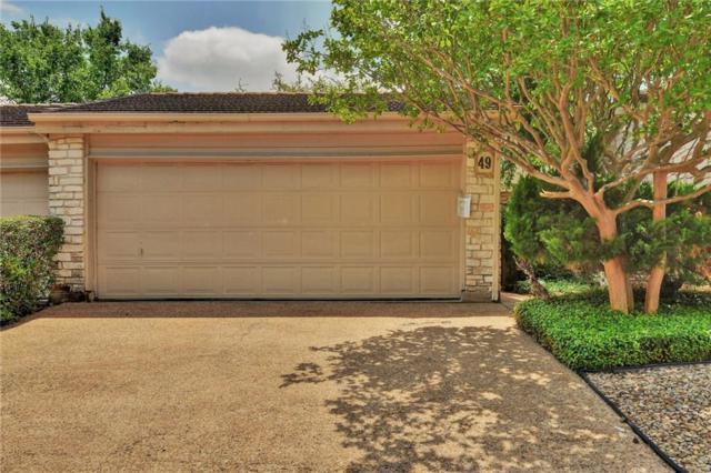 2201 Lakeway Blvd #49, Lakeway, TX 78734 (#1151138) :: Papasan Real Estate Team @ Keller Williams Realty