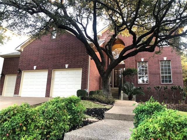 7411 Two Jacks Trl, Round Rock, TX 78681 (#1151349) :: The Perry Henderson Group at Berkshire Hathaway Texas Realty