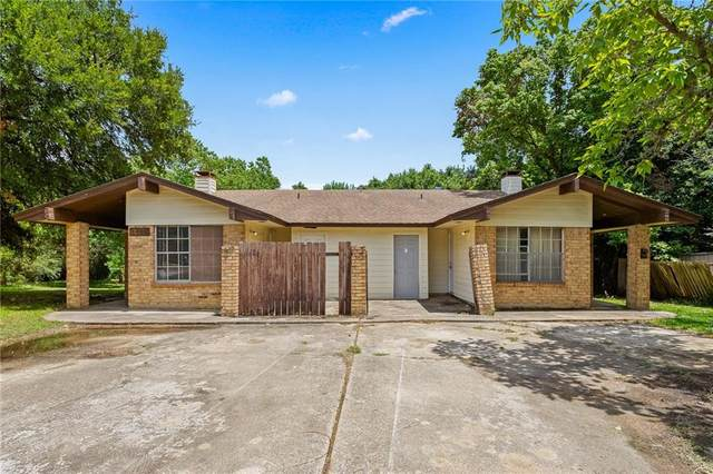 4605A Chartwell Driv Chartwell Dr, Austin, TX 78723 (#1152890) :: The Perry Henderson Group at Berkshire Hathaway Texas Realty