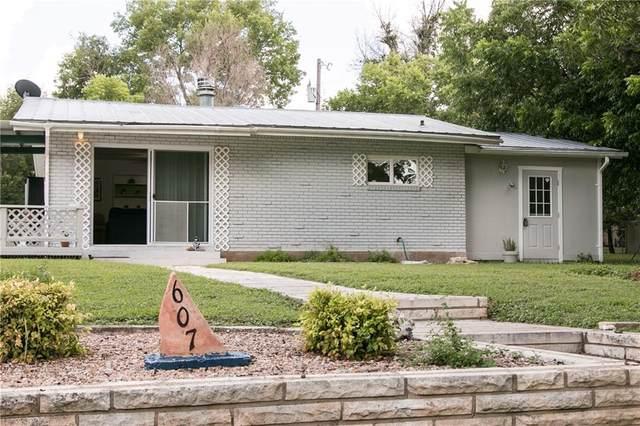 607 Clen Oak Pkwy, Burnet, TX 78611 (#1152998) :: Zina & Co. Real Estate