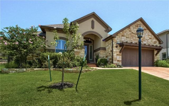 613 Anfield Cir, Austin, TX 78738 (#1153803) :: The ZinaSells Group