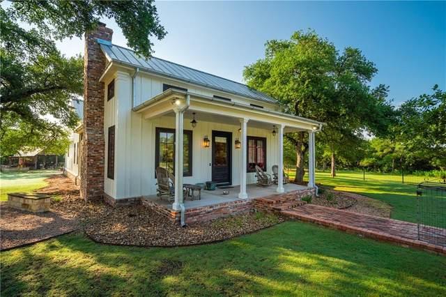 1331 Flite Acres Rd, Wimberley, TX 78676 (MLS #1154589) :: Vista Real Estate