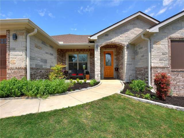 345 O W Lowrey Dr, Salado, TX 76571 (#1156057) :: Papasan Real Estate Team @ Keller Williams Realty