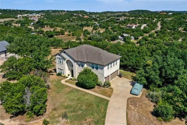 4818 Creek Meadow Cv, Spicewood, TX 78669 (MLS #1156165) :: Vista Real Estate