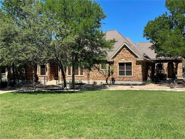 234 Logan Ranch Rd, Georgetown, TX 78628 (#1156435) :: Papasan Real Estate Team @ Keller Williams Realty
