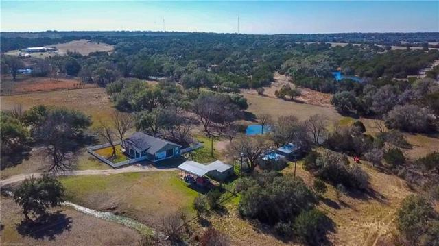 1436 Shady Glen Rd, Burnet, TX 76549 (#1158513) :: The Gregory Group