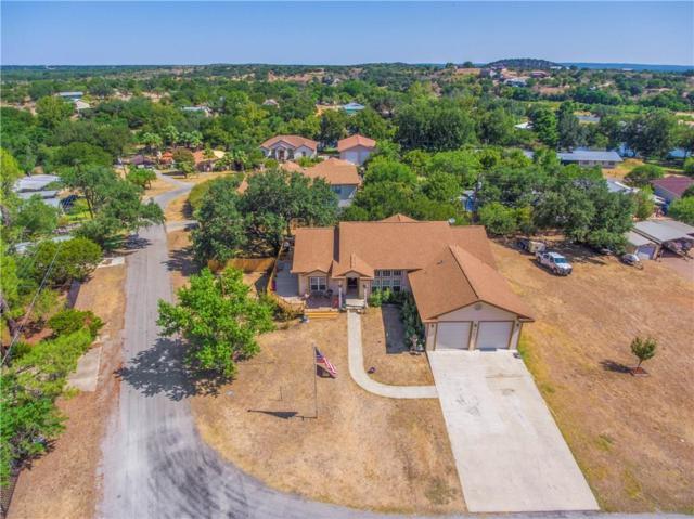 722 Pleasantview Dr, Horseshoe Bay, TX 78657 (#1158606) :: RE/MAX Capital City