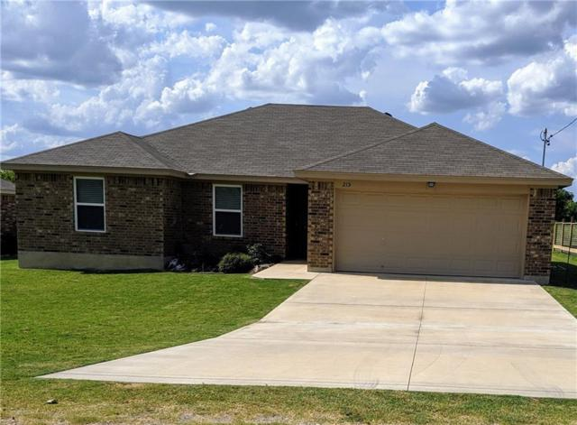 215 South St, Florence, TX 76527 (#1161967) :: Papasan Real Estate Team @ Keller Williams Realty