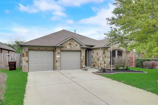 517 Wiltshire Dr, Hutto, TX 78634 (#1162616) :: Papasan Real Estate Team @ Keller Williams Realty