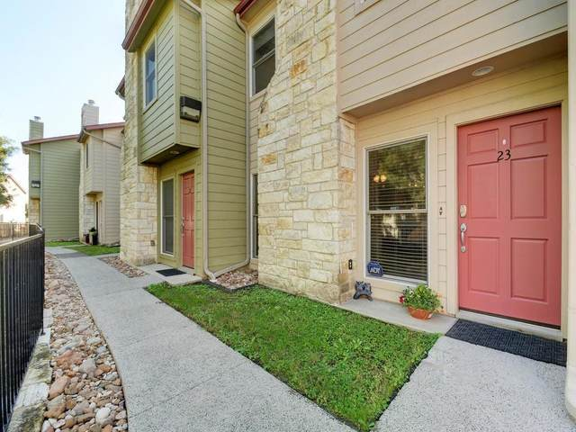 6900 E Riverside Dr #23, Austin, TX 78741 (#1163425) :: First Texas Brokerage Company