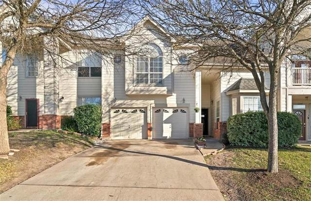 12253 Chelsea Glen Pl C, Austin, TX 78753 (#1166041) :: Realty Executives - Town & Country