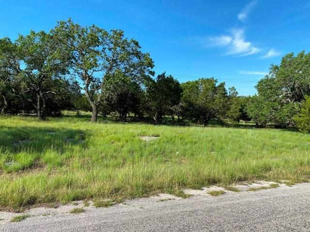 Horseshoe Bay, TX 78657 :: Sunburst Realty