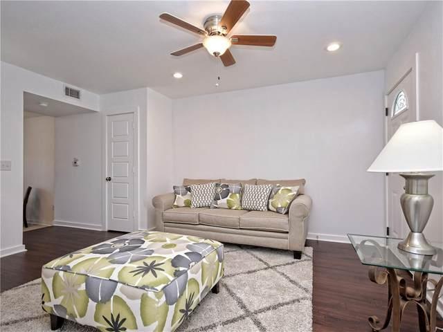 6211 Manor Rd #129, Austin, TX 78723 (#1166921) :: Lauren McCoy with David Brodsky Properties