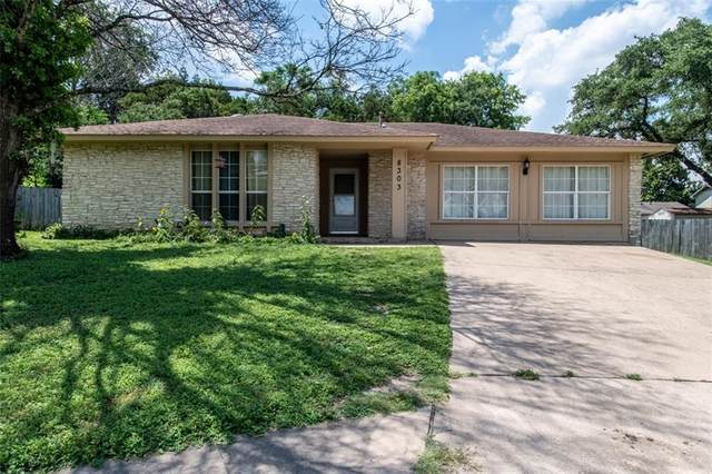 8303 Belclaire Cir, Austin, TX 78748 (#1168372) :: Papasan Real Estate Team @ Keller Williams Realty