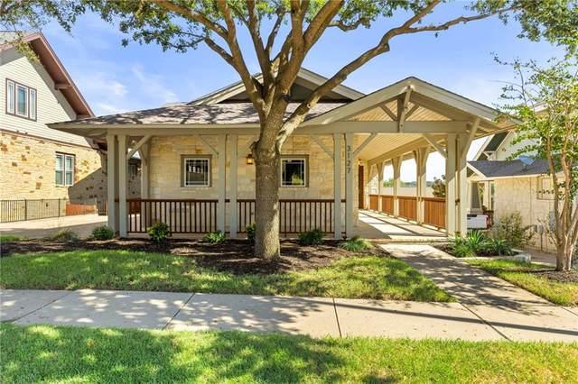 3127 Mill Stream Dr, Cedar Park, TX 78613 (#1168640) :: Front Real Estate Co.