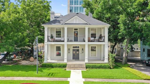 405 W 14th St, Austin, TX 78701 (#1168837) :: Papasan Real Estate Team @ Keller Williams Realty