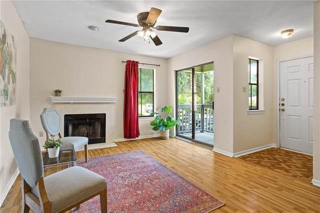 4500 E Oltorf St C-306, Austin, TX 78741 (#1168940) :: Papasan Real Estate Team @ Keller Williams Realty