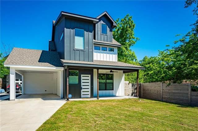 4613 S 2nd St A, Austin, TX 78745 (#1169947) :: Papasan Real Estate Team @ Keller Williams Realty