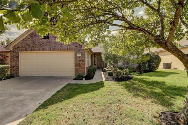 111 Bass St, Georgetown, TX 78633 (#1170928) :: Papasan Real Estate Team @ Keller Williams Realty