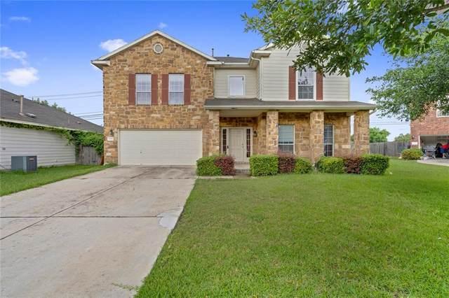 1408 Delia Chapa, Hutto, TX 78634 (#1171862) :: Zina & Co. Real Estate