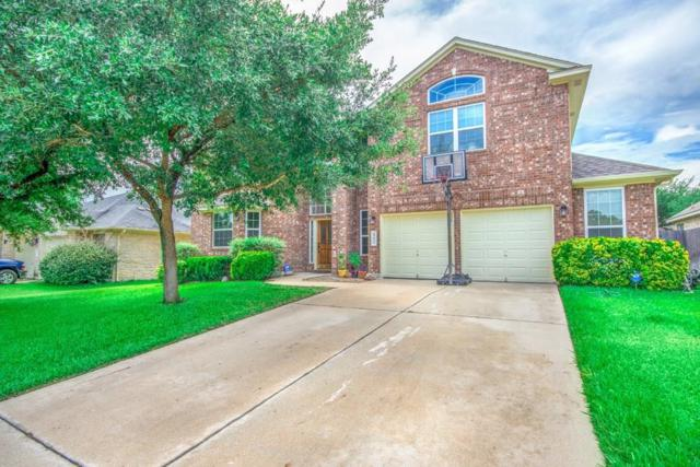 807 Lone Buck Pass, Cedar Park, TX 78613 (#1172568) :: The Perry Henderson Group at Berkshire Hathaway Texas Realty