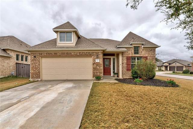 11701 Voelker Reinhardt Way, Manor, TX 78653 (#1172747) :: Papasan Real Estate Team @ Keller Williams Realty