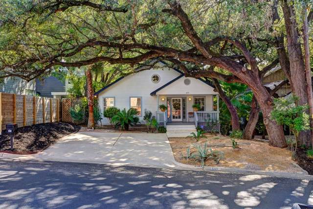 411 W Live Oak, Austin, TX 78704 (#1172854) :: The Perry Henderson Group at Berkshire Hathaway Texas Realty