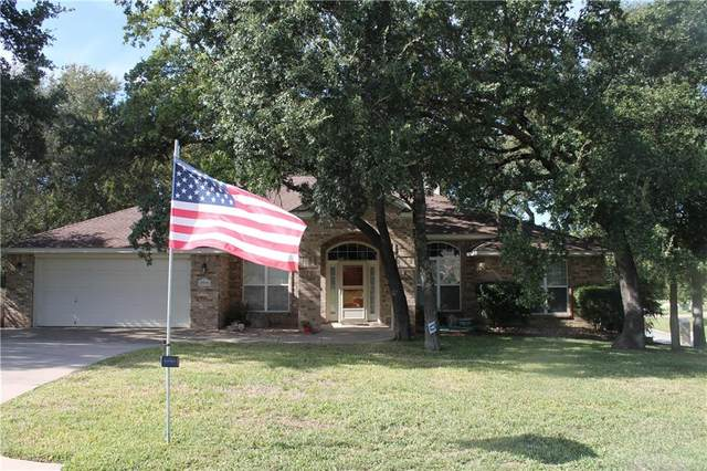 2806 Amber Forest Trl, Belton, TX 76513 (#1174074) :: Papasan Real Estate Team @ Keller Williams Realty