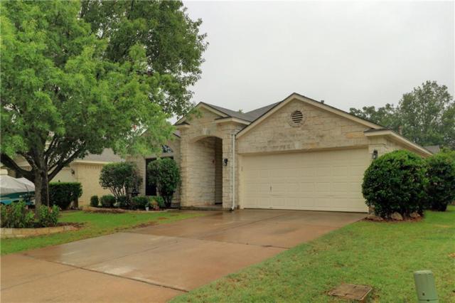 611 Fence Post Pass, Cedar Park, TX 78613 (#1174186) :: Ben Kinney Real Estate Team