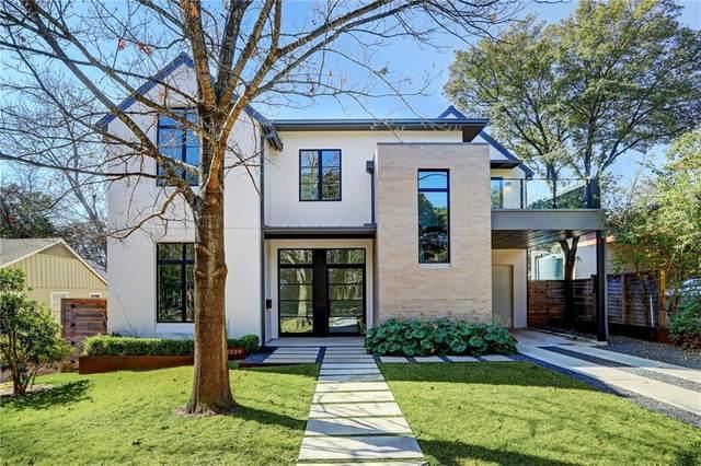 2009 Bowman Ave, Austin, TX 78703 (MLS #1176011) :: Brautigan Realty