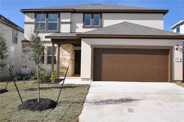 325 Capstone Rd, Liberty Hill, TX 78642 (#1178181) :: Ben Kinney Real Estate Team