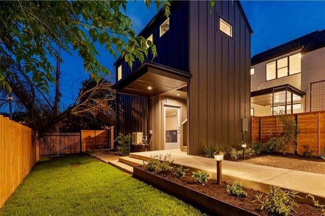 3302 Denver Ave #2, Austin, TX 78723 (#1179126) :: Papasan Real Estate Team @ Keller Williams Realty