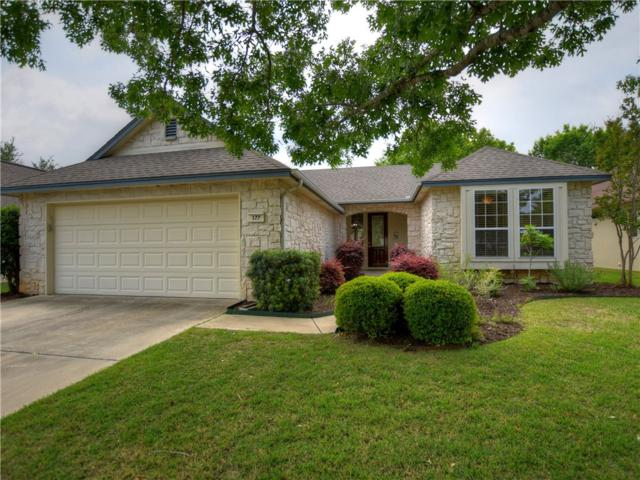 177 Whispering Wind Dr, Georgetown, TX 78633 (#1182387) :: The ZinaSells Group