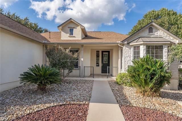 240 Red Poppy Trl, Georgetown, TX 78633 (#1183852) :: Ben Kinney Real Estate Team