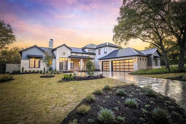 4405 Silent Trail, Austin, TX 78746 (#1186684) :: Umlauf Properties Group