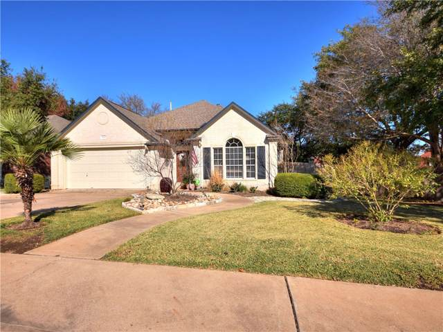 8400 Laughing Water Ln, Round Rock, TX 78681 (#1188216) :: The Heyl Group at Keller Williams