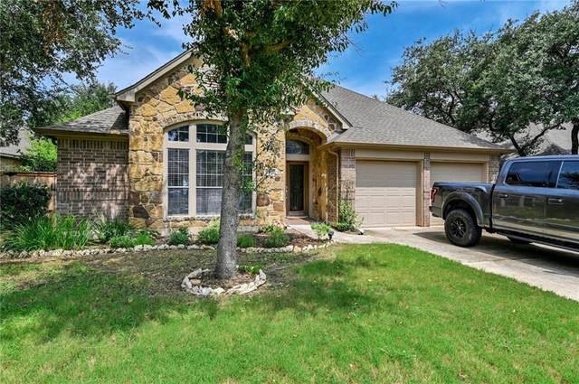 1807 Tall Chief, Leander, TX 78641 (#1188538) :: Front Real Estate Co.