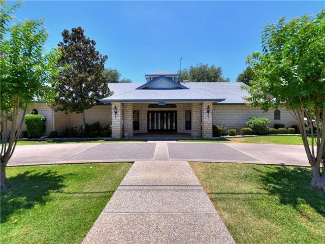 309 Crane Dr, Marble Falls, TX 78654 (#1190038) :: Papasan Real Estate Team @ Keller Williams Realty