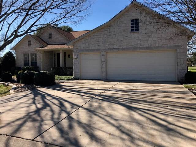 121 High Trail Dr, Georgetown, TX 78633 (#1190665) :: The Perry Henderson Group at Berkshire Hathaway Texas Realty
