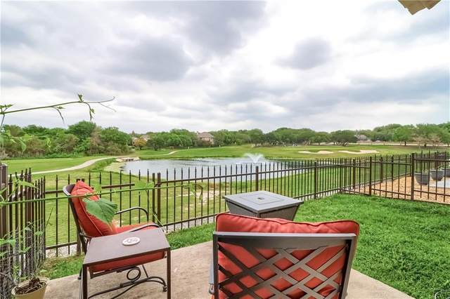 3300 Forest Creek Dr #7, Round Rock, TX 78664 (#1190781) :: Ben Kinney Real Estate Team
