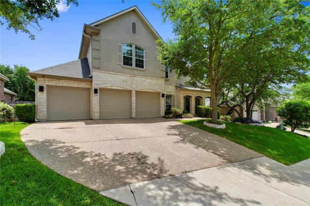 2105 Clear Lake Pl, Round Rock, TX 78665 (#1191123) :: Watters International