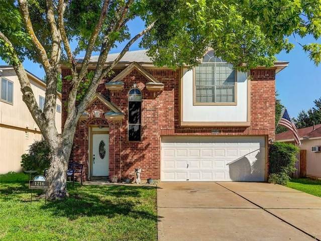1216 Green Terrace Dr, Round Rock, TX 78664 (#1191313) :: Zina & Co. Real Estate