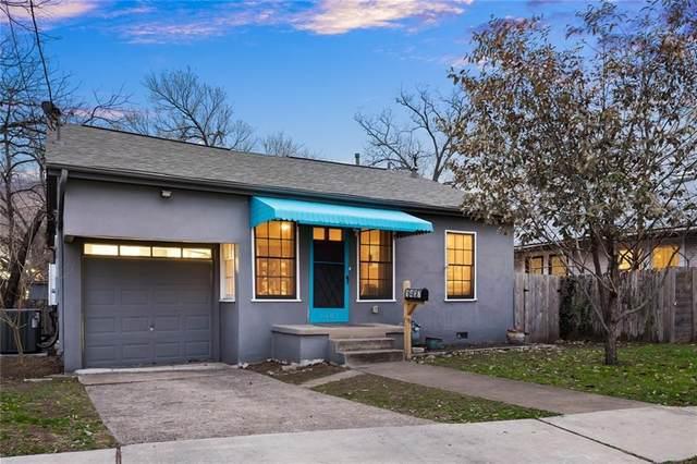 1407 Newton St, Austin, TX 78704 (#1192168) :: Papasan Real Estate Team @ Keller Williams Realty