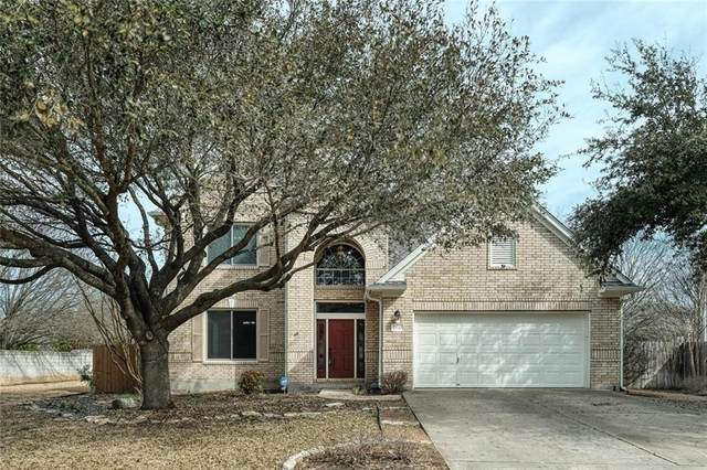 2230 Falkirk Dr, Round Rock, TX 78681 (#1194829) :: Green City Realty