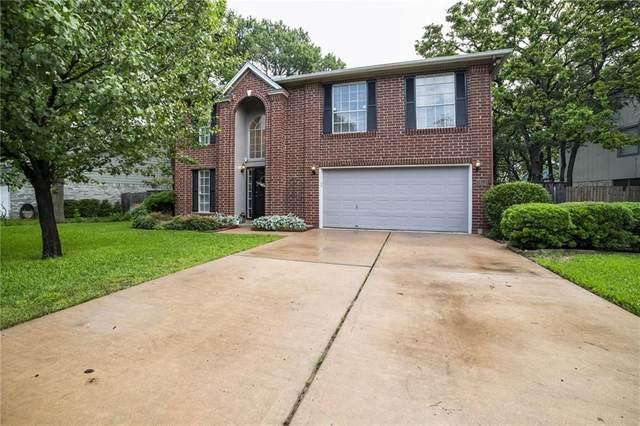 2611 Buckeye Trl, Cedar Park, TX 78613 (#1195480) :: Papasan Real Estate Team @ Keller Williams Realty